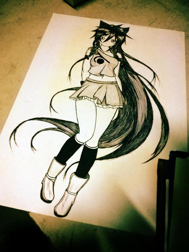 Sketch by carldraw