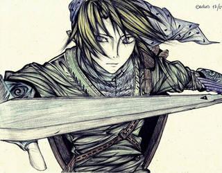 LINK by carldraw