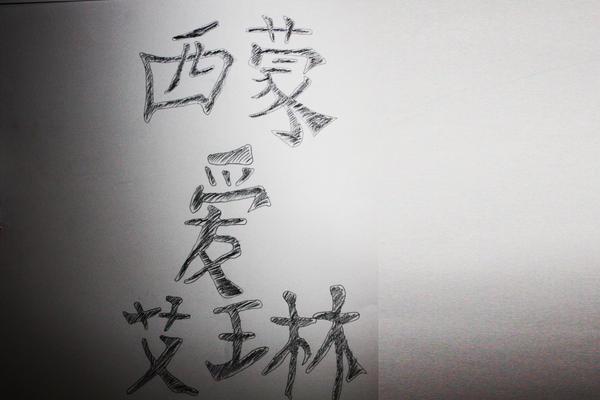 chinese symbols by geordiedevil on deviantart
