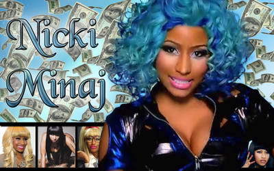 Nicki Minaj Wallpaper by PiinkylOve19