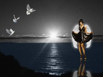 The Angel of Trina by PiinkylOve19