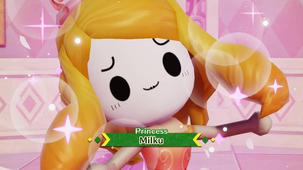 Princess Milku