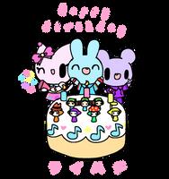 Happy Birthday @rai_8ya