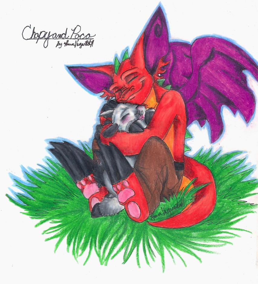 Cuddle-licious by HappyChupacabra