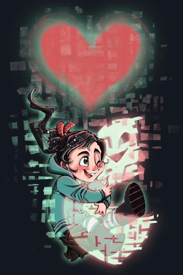 Pixelated Cutie Patooties by HappyChupacabra