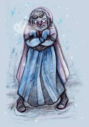 Disney Princess... Anna? by HappyChupacabra