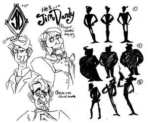 He's... Jim Dandy by HappyChupacabra