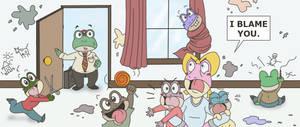 Slippy Toad wonders...