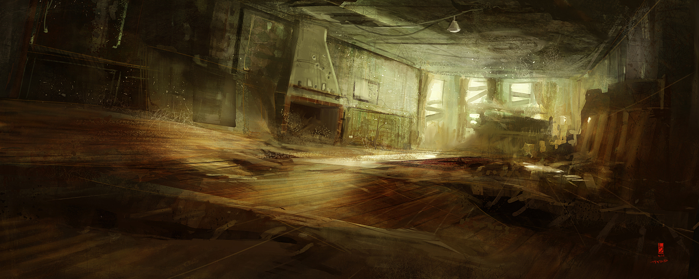 The Hideout by TitusLunter