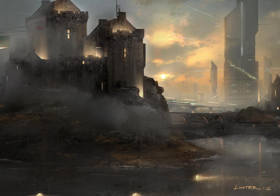 Nightfall by TitusLunter