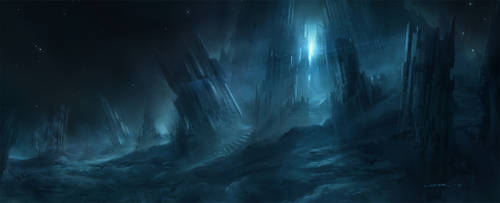 Fortress of Solitude by TitusLunter
