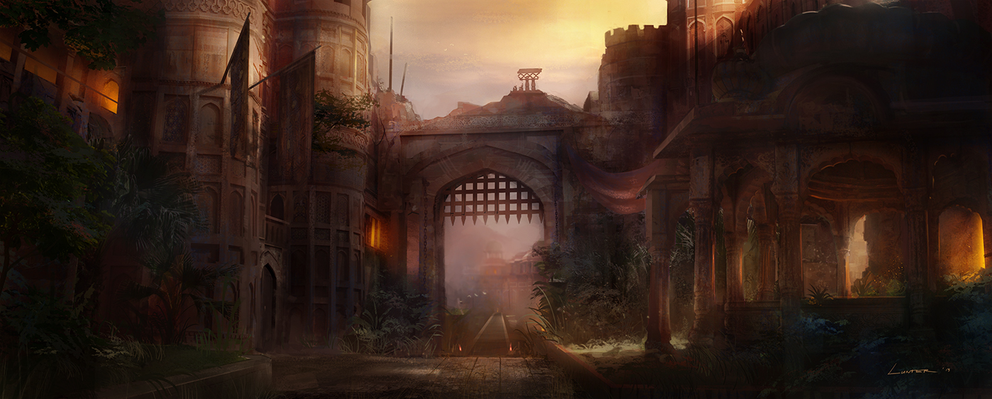 Gate by TitusLunter