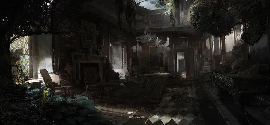 Derelict by TitusLunter