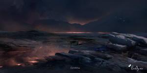 Burning plains of Khalon