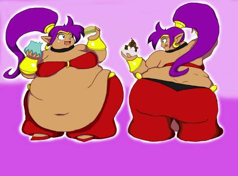 Request! Shantae: Heavy Set Hero!