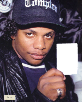 Eazy-E Meme Template