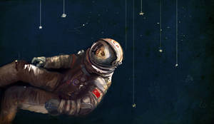 Cosmonauts heaven