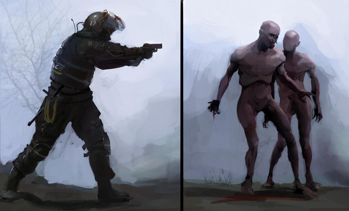 Zombies! by SKoparov