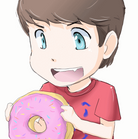 Giant Donut by SkyDrew