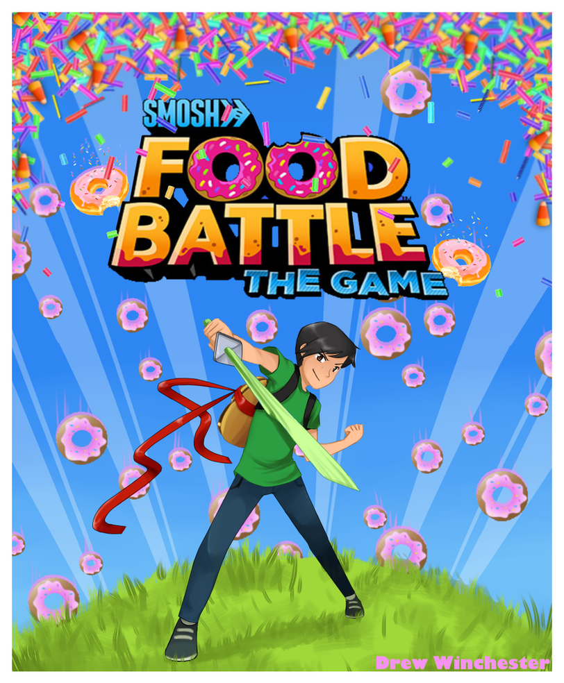 Smosh Food Battle Game Weapons 50549 Loadtve