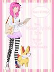 Pokemon OC ~ Drew and Fokko