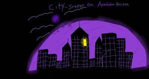 City-Scapes On Anniliation Horizon