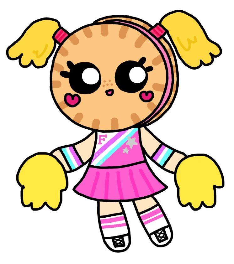Biscuit girl by honyaunicorn