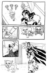 Inktober Days 16-20, page 5