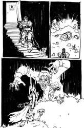 Inktober days 21-22, page 6