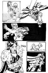 Inktober days 26-27, page 8