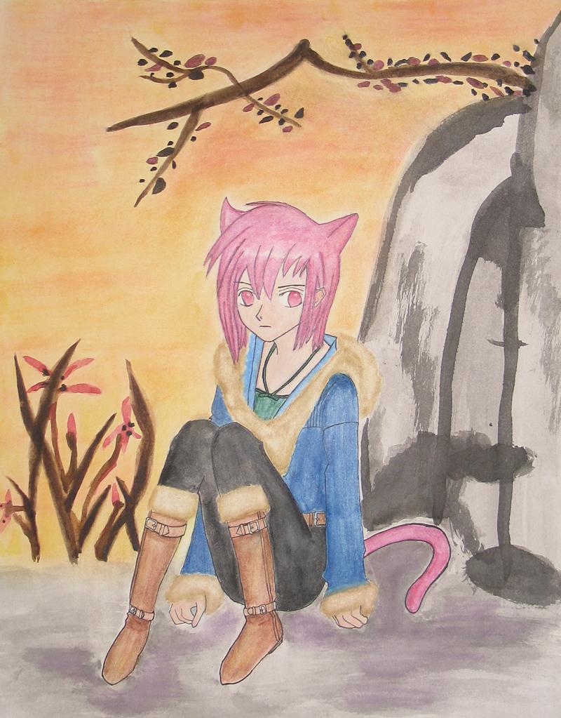 Ritsuka by ayaseXD