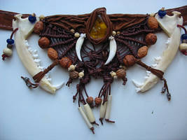 Shaman necklace by vanRotten
