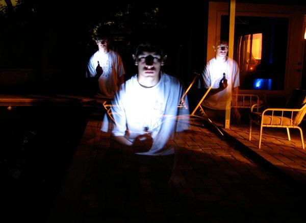 Ghosts in the Dark by etrav689