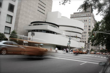 Guggenheim by etrav689