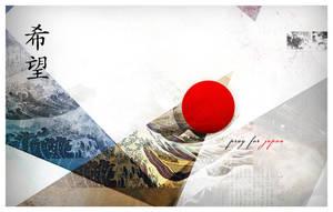 Pray for Japan by etrav689