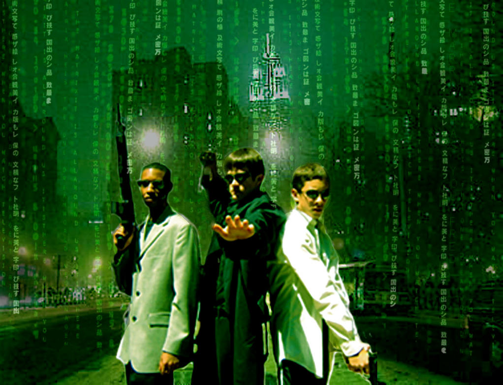Matrix by etrav689
