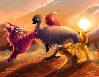 EMU by Cittyy