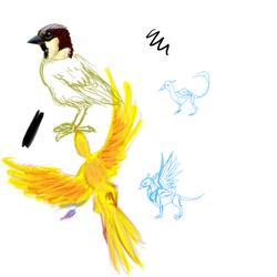 WIP Sparrow