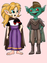 Thulgrim and Penelope