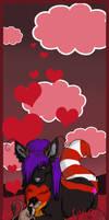 RainbowSplatterz bookmark by PinkScooby54