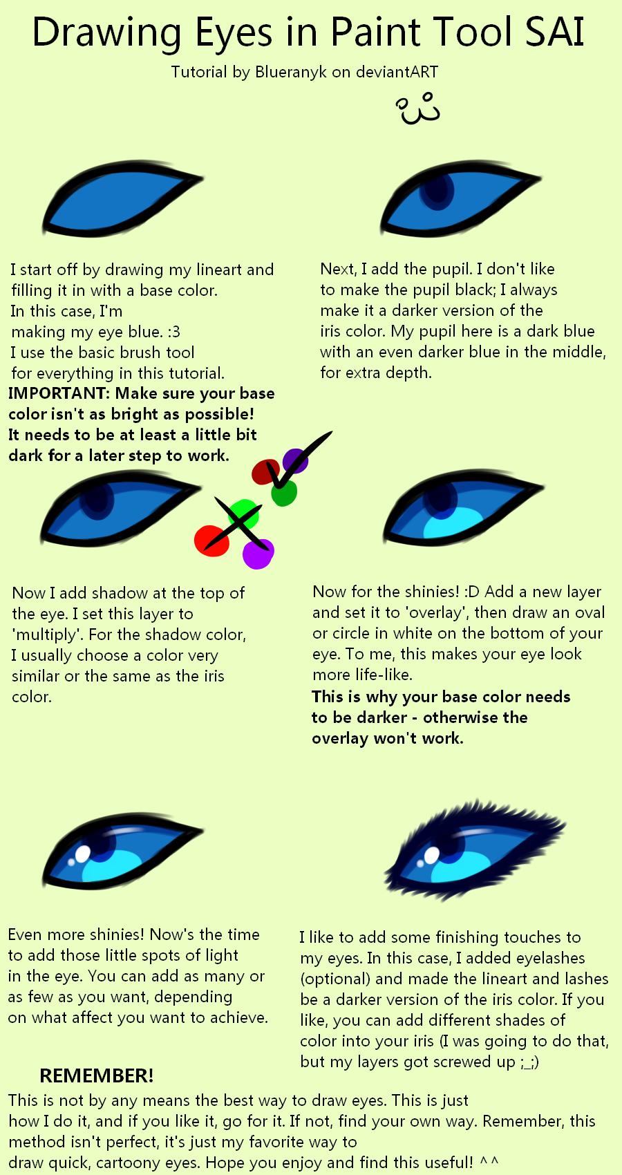 How to draw eyes in paint tool sai by blueranyk on deviantart how to draw eyes in paint tool sai by blueranyk ccuart Images