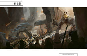 The Siege by Liammacd