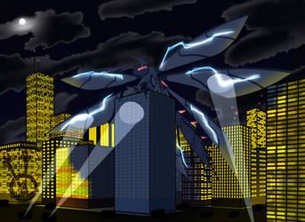 [MYRIAD] Reactryon, the Lightning Bug Kaiju