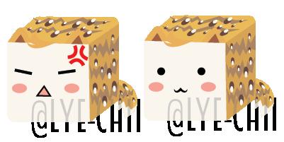 Mi-Hyan Cat Loofah