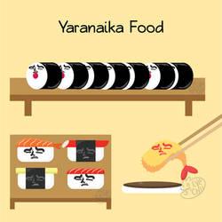 Yaranaika Japanese Food