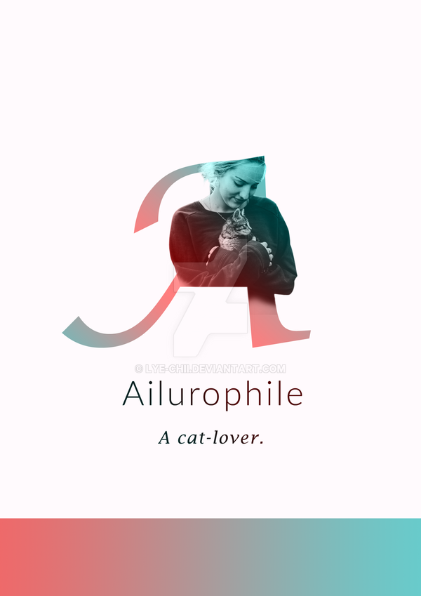 A for Aurophile by Lye-chii