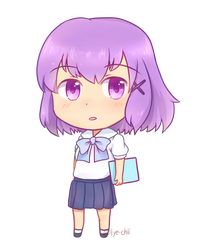 Chibi Viola 2