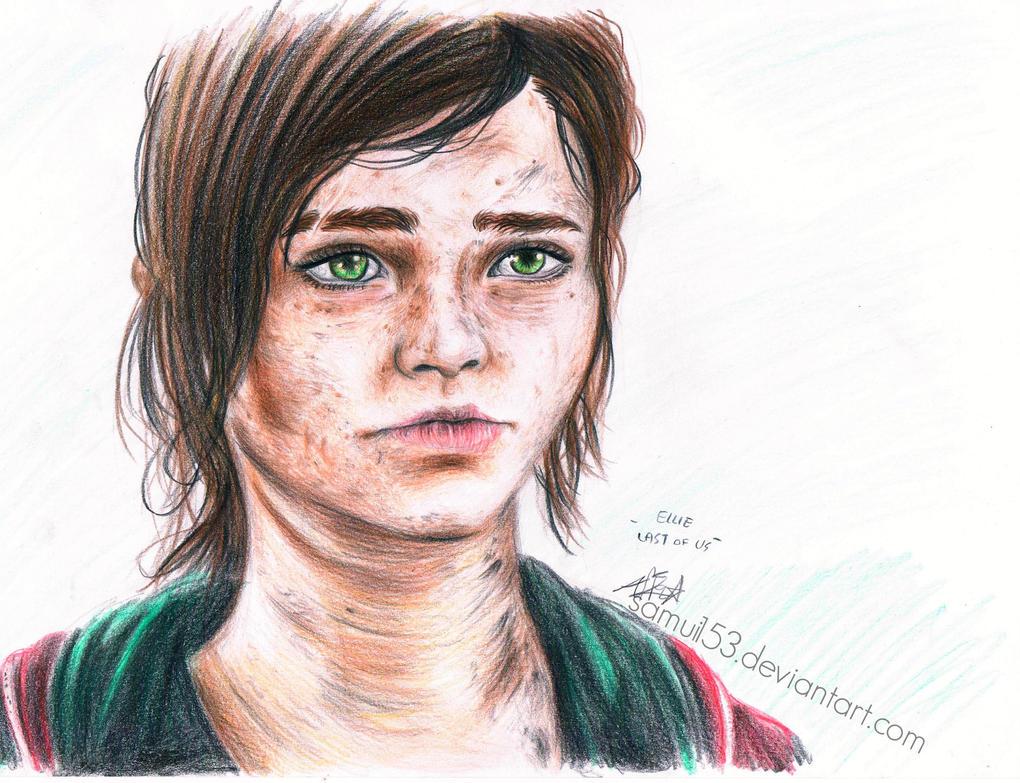 Ellie - The Last of Us by samui153