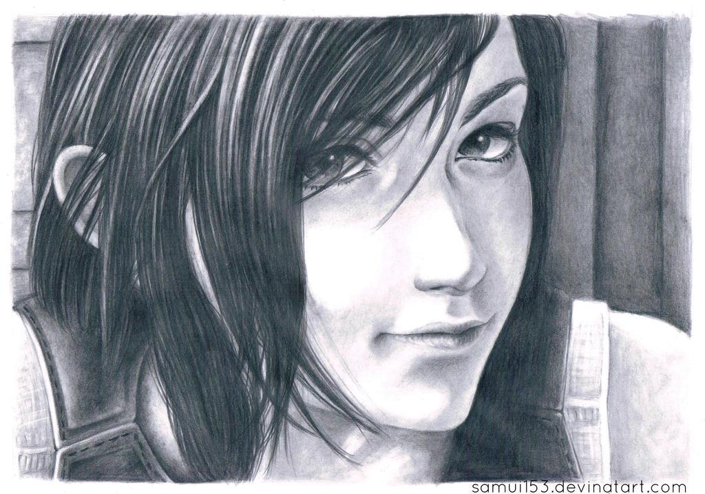 Tifa Lockhart - FFVII AC by samui153