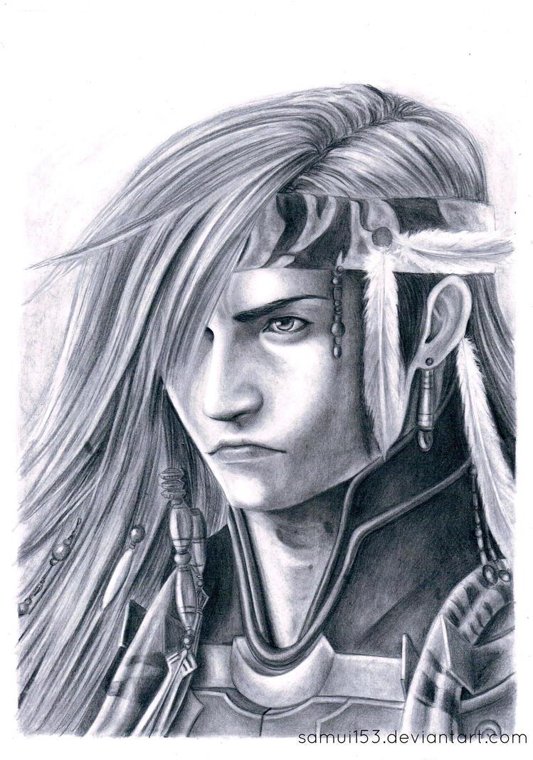 Caius Ballad - Final Fantasy XIII-2 by samui153